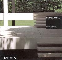 Farnsworth house : Ludwig Mies van der Rohe