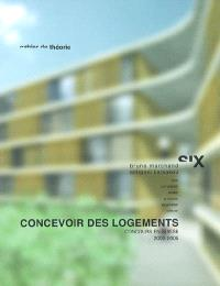 Concevoir des logements : concours en Suisse, 2000-2005