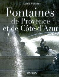Fontaines de Provence et de Côte-d'Azur