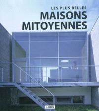 Maisons mitoyennes