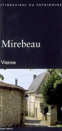 Mirebeau : Vienne