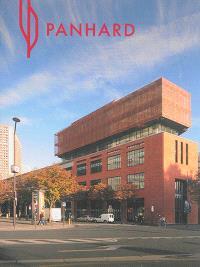 Restructuration et extension des anciens ateliers de l'usine Panhard par AREP