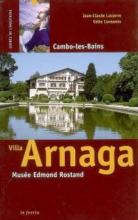 Villa Arnaga : Musée Edmond-Rostand, Cambo-les-Bains