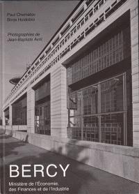 Bercy : Ministère de l'économie, des finances et de l'industrie
