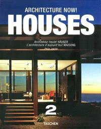 L'architecture d'aujourd'hui ! : maisons = Architecture now ! : houses = Architektur heute ! : häuser. Volume 2