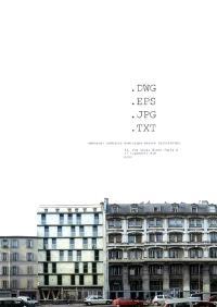 17 logements HQE RIVP : 45, rue Louis Blanc Paris X : Emmanuel Combarel, Dominique Marrec architectes