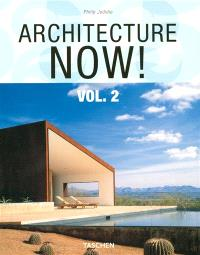 Architecture now ! : houses = Architektur Heute = L'architecture d'aujourd'hui. Volume 2