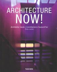 Architecture now ! : houses = Architektur Heute = L'architecture d'aujourd'hui. Volume 1