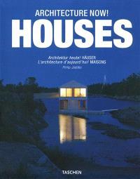 Architecture now ! : houses = Architektur Heute = L'architecture d'aujourd'hui. Volume 1