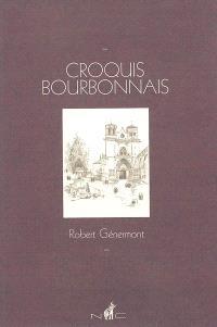 Croquis bourbonnais