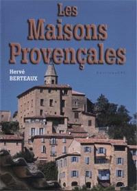 Les maisons provençales