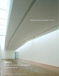 MAC's, Musée des arts contemporains au Grand Hornu