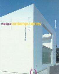 Maisons contemporaines : architecture & design