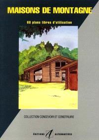 Maisons de montagne : 60 plans libres d'utilisation