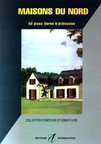 Maisons du nord : 80 plans libres d'utilisation