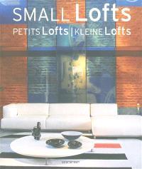 Small lofts = Petits lofts = Kleine lofts