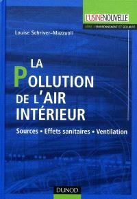 La pollution de l'air intérieur : sources, effets sanitaires, ventilation