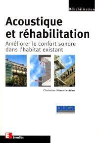 Acoustique et réhabilitation : améliorer le confort sonore dans l'habitat existant
