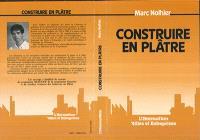 Construire en plâtre