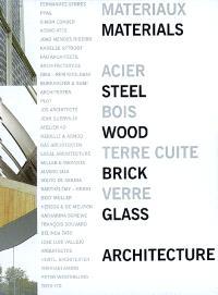 AMC, le moniteur architecture, hors série. n° 2008, Matériaux