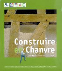 Construire en chanvre : règles professionnelles d'exécution