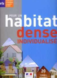 Pour un habitat dense individualisé