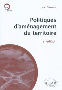 Politiques d'aménagement du territoire