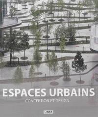 Espaces urbains, conception et design
