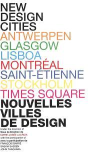 Nouvelles villes de design = New design cities