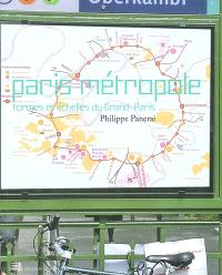 Paris métropole : formes et échelles du Grand-Paris