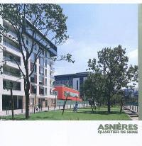 Asnières : quartier de Seine