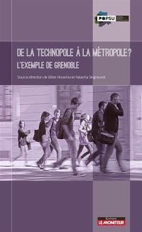 De la technopole à la métropole : l'exemple de Grenoble