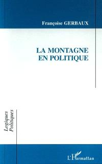 La Montagne en politique