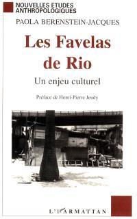 Les favelas de Rio : un défi culturel