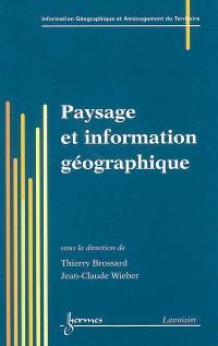Paysage et information géographique