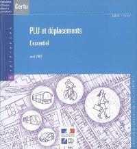 PLU et déplacements : l'essentiel : avril 2007
