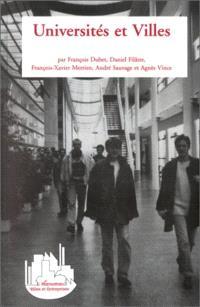 Universités et villes