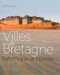 Villes de Bretagne : patrimoine et histoire
