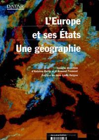 L'Europe et ses États : une géographie