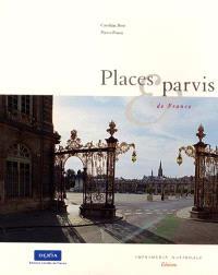 Places et parvis de France