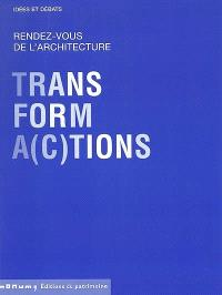 Transforma(c)tions