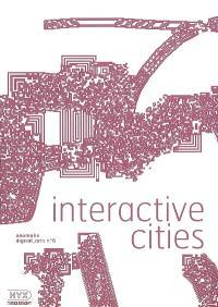 Anomalie, digital arts. n° 6, Interactive cities