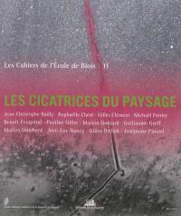 Cahiers de l'Ecole de Blois (Les). n° 11, Les cicatrices du paysage