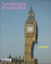 Architecture d'aujourd'hui (L'). n° 365, Londres