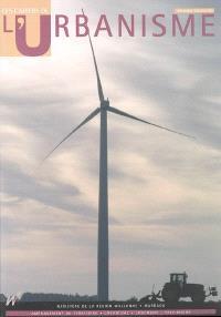 Cahiers de l'urbanisme (Les). n° 52, Les éoliennes