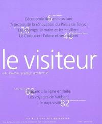 Visiteur (Le). n° 9, ville, territoire, paysage, architecture