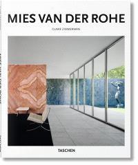 Mies van der Rohe : 1886-1969 : la structure de l'espace