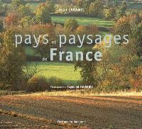 Pays et paysages de France