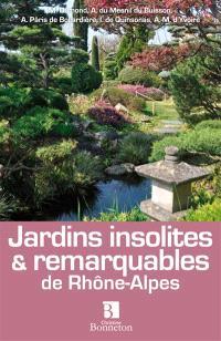 Jardins insolites & remarquables de Rhône-Alpes