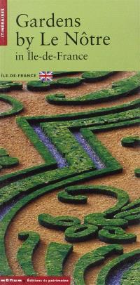 Les jardins de Le Nôtre en Ile-de-France